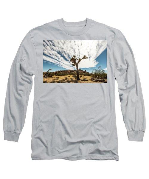 Lonely Joshua Tree Long Sleeve T-Shirt