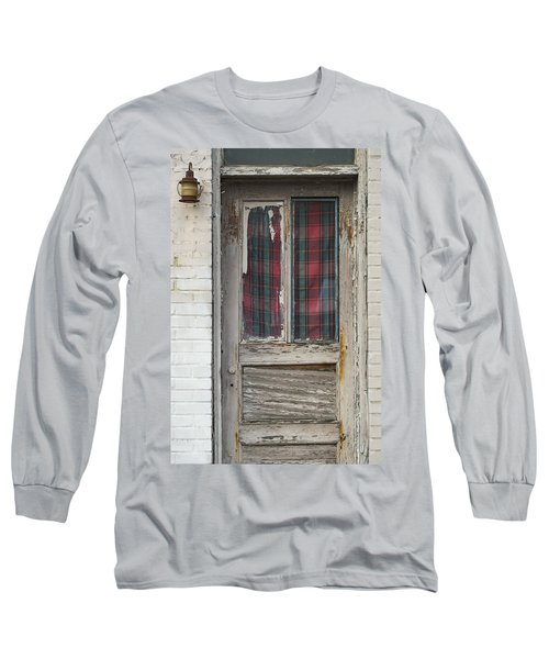Long Face Long Sleeve T-Shirt