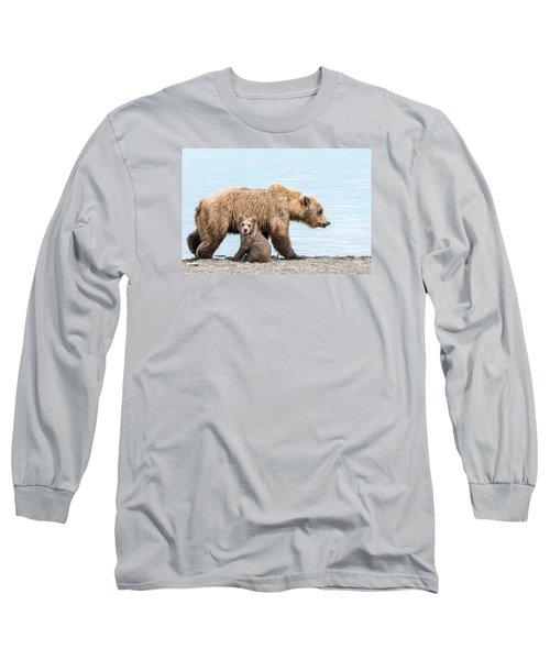 Look Mom Long Sleeve T-Shirt