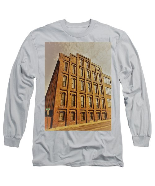 Look Up In The Sky Long Sleeve T-Shirt