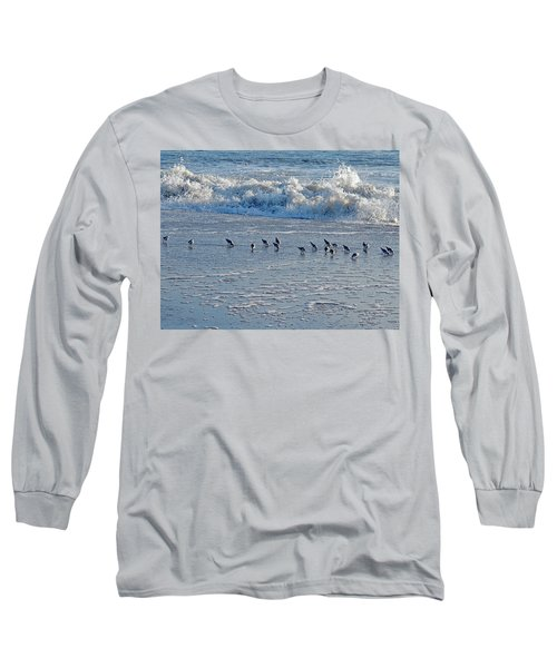 Looking For Munchies Long Sleeve T-Shirt