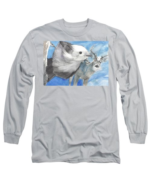 Lookout Long Sleeve T-Shirt