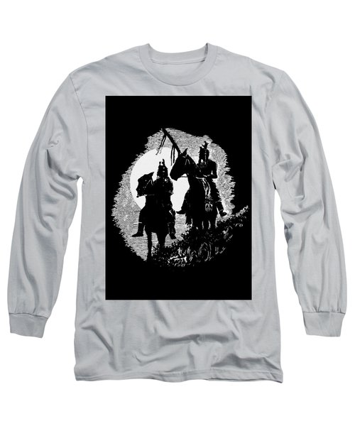 Lookouts Long Sleeve T-Shirt by Lawrence Tripoli
