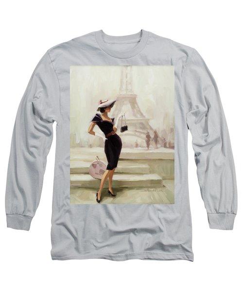 Love, From Paris Long Sleeve T-Shirt