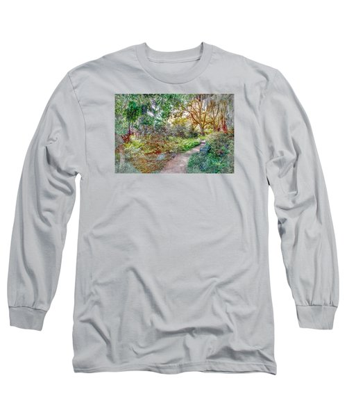 Low Country Walk Long Sleeve T-Shirt