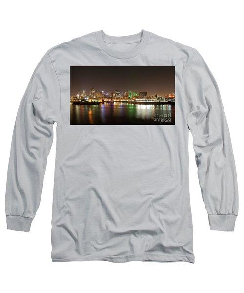 Lumiere De Nuit Long Sleeve T-Shirt