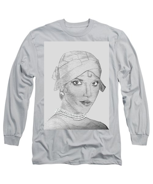 Lynn As Josephine Long Sleeve T-Shirt