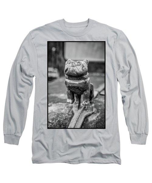 Mack Truck Hood Ornament Long Sleeve T-Shirt