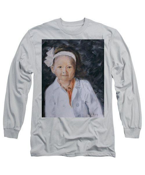 Maddie Long Sleeve T-Shirt