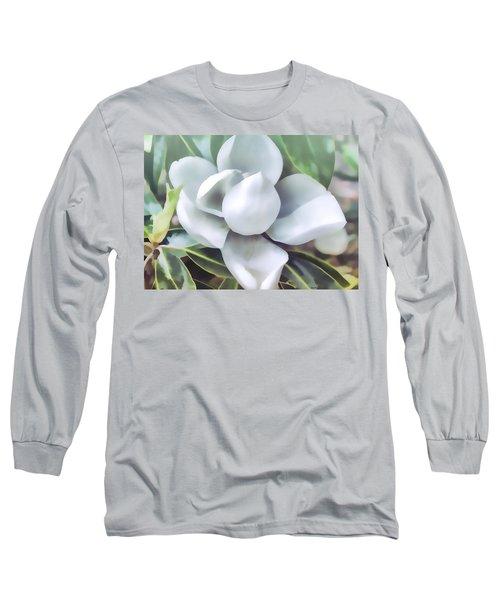 Magnolia Opening 2 Long Sleeve T-Shirt