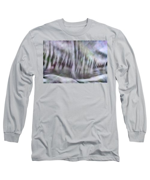 Symphony In Pastel Colors Long Sleeve T-Shirt by Yulia Kazansky