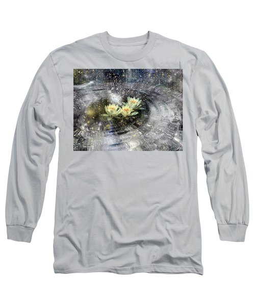 Magick Ripples Long Sleeve T-Shirt