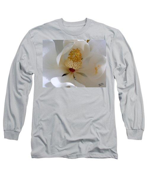 Magnolia Happiness Long Sleeve T-Shirt