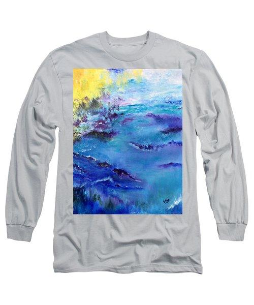 Maine Coast, First Impression Long Sleeve T-Shirt