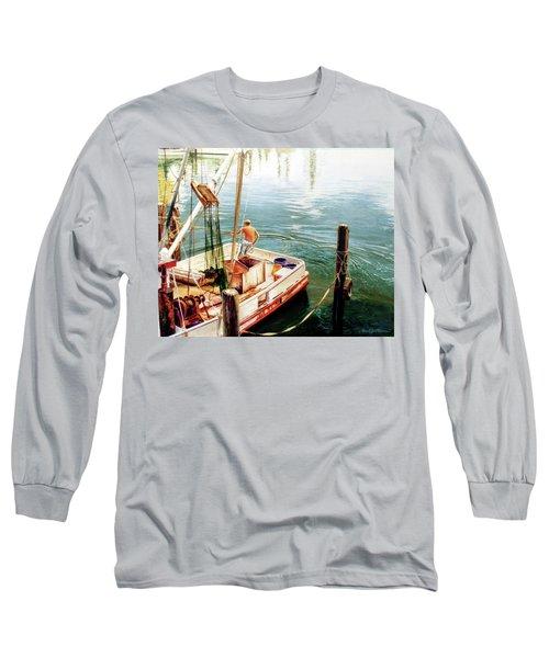 Making Ready Long Sleeve T-Shirt