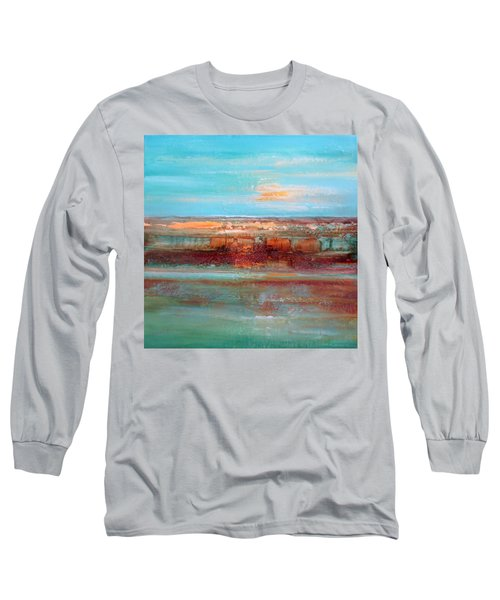 Malachite By V.kelly Long Sleeve T-Shirt