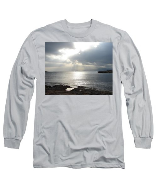 Mallorca Long Sleeve T-Shirt by Ana Maria Edulescu