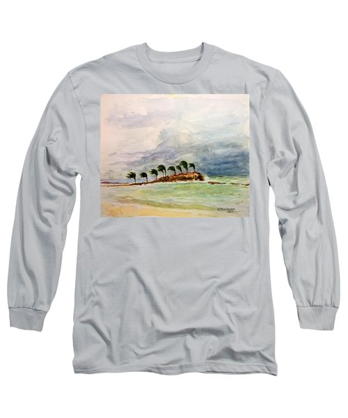 Malya Jamaica Long Sleeve T-Shirt