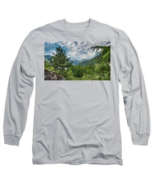 Manali In Summer Long Sleeve T-Shirt