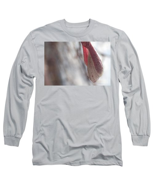 Maple Opening Long Sleeve T-Shirt by Christina Verdgeline