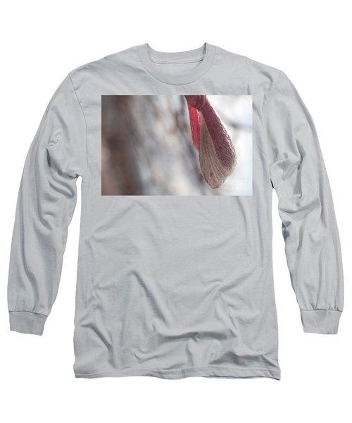 Maple Opening Long Sleeve T-Shirt
