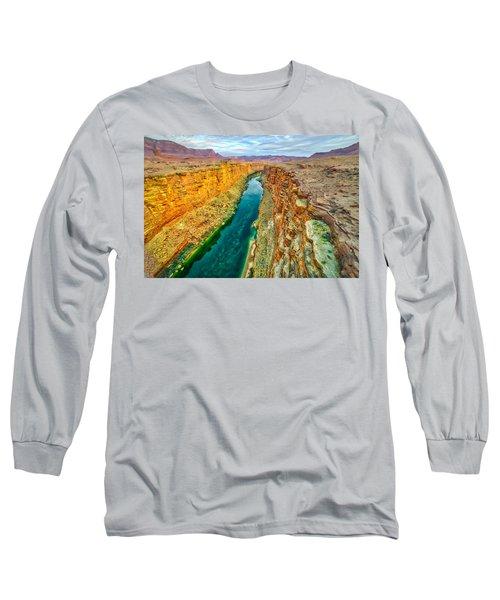 Marble Canyon Long Sleeve T-Shirt