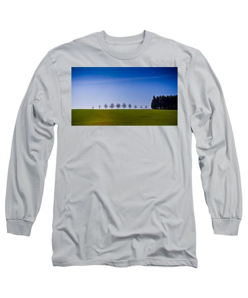March To The Forest Long Sleeve T-Shirt