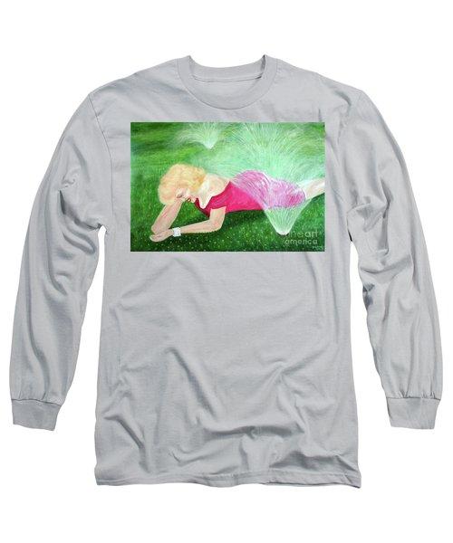 Marilyn Misted Long Sleeve T-Shirt