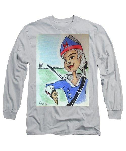 Marion Jr Long Sleeve T-Shirt
