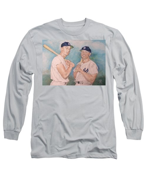 Maris And Mantle Long Sleeve T-Shirt