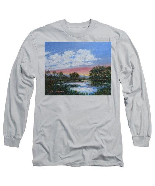 Marsh Reflections Long Sleeve T-Shirt