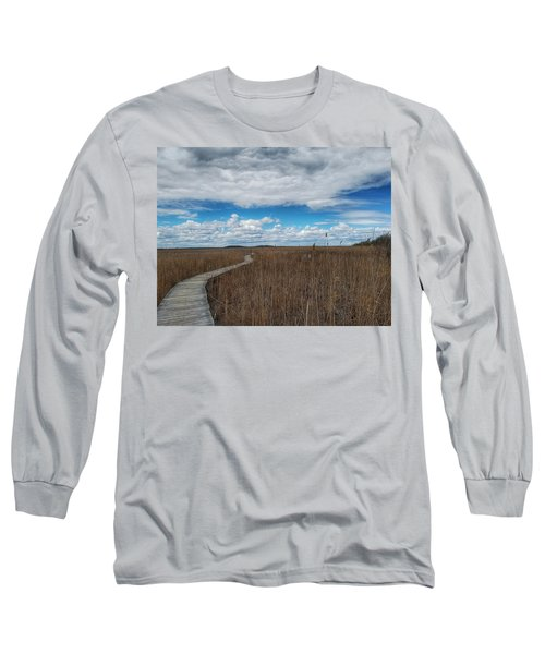 Marsh Walk 3 Long Sleeve T-Shirt