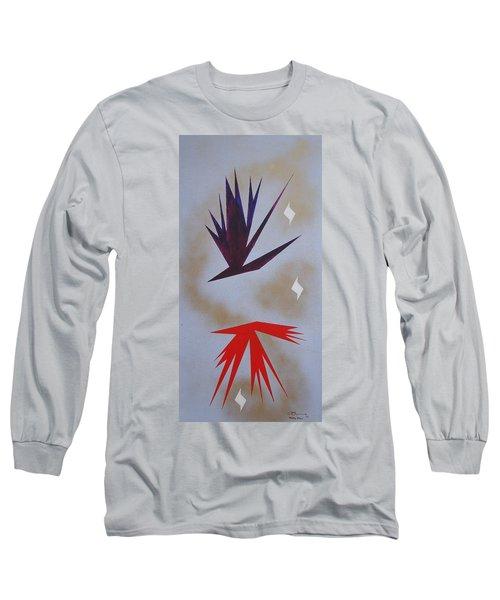 Mating Ritual Long Sleeve T-Shirt by J R Seymour