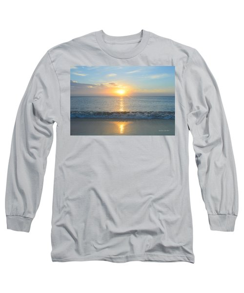 May 23 Sunrise Long Sleeve T-Shirt
