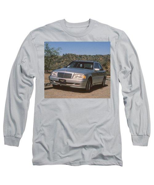 Mbz C280 Birthday Long Sleeve T-Shirt
