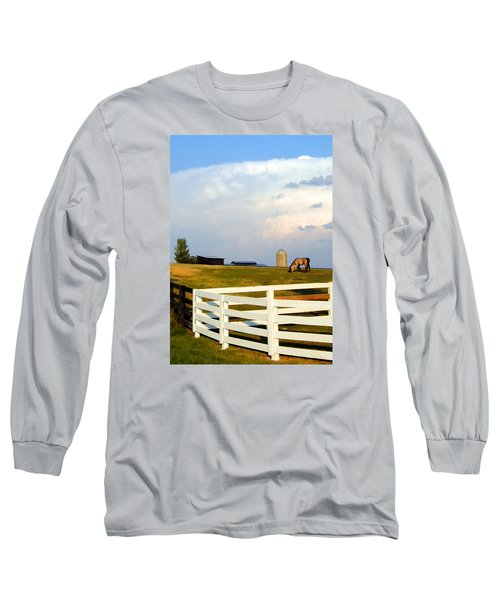 Mcray's Sky Long Sleeve T-Shirt