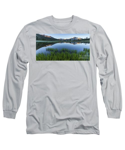 Meadow Reflections  Long Sleeve T-Shirt