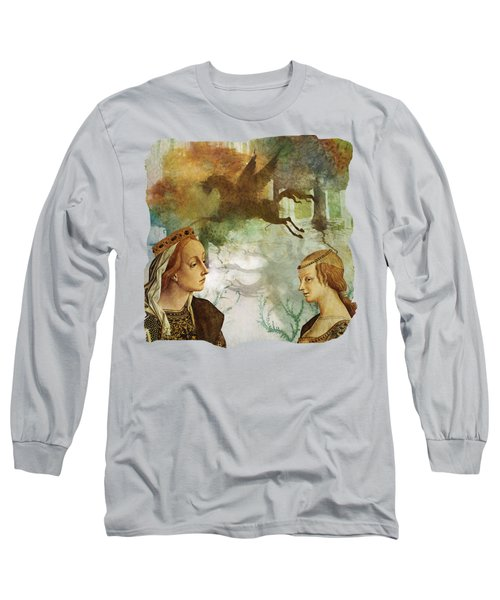 Medieval Dreams Long Sleeve T-Shirt