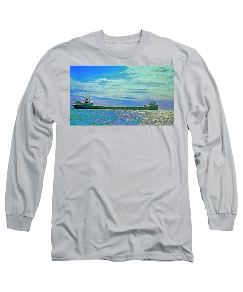 Medusa Challenger  Long Sleeve T-Shirt