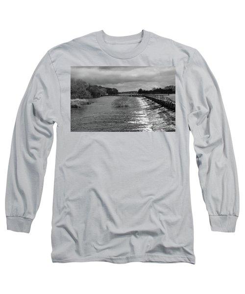 Meelick Weir Long Sleeve T-Shirt