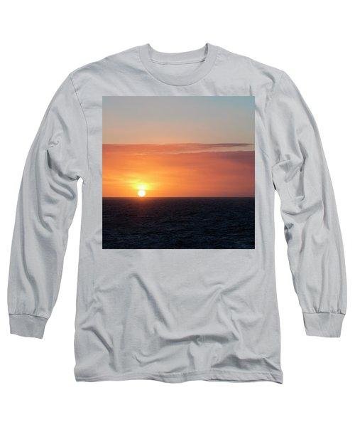 Meeting The Horizon Long Sleeve T-Shirt