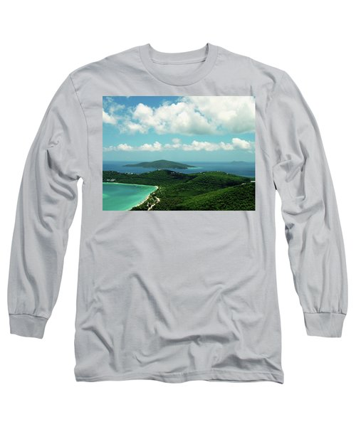 Megan's Bay St. Thomas Long Sleeve T-Shirt