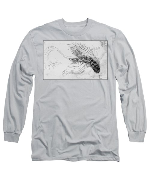 Megic Fish 3 Long Sleeve T-Shirt