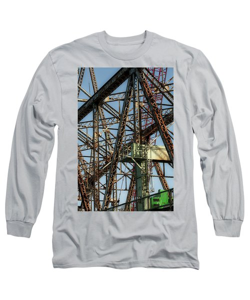 Memorial Bridge Long Sleeve T-Shirt