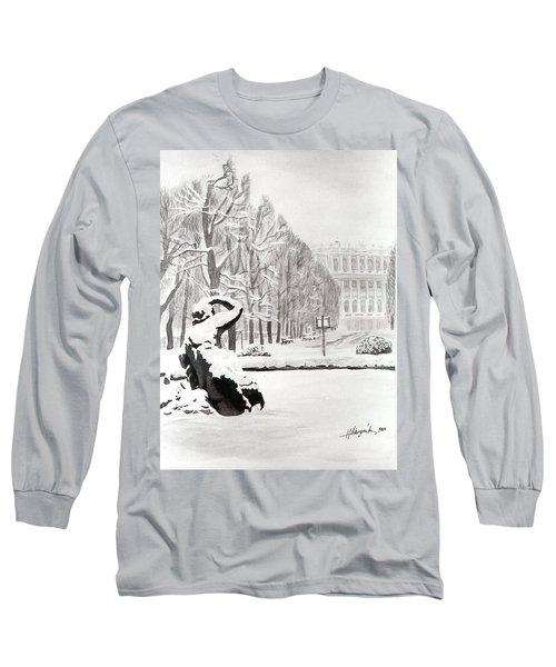 Memorial Schoenbrunn Long Sleeve T-Shirt