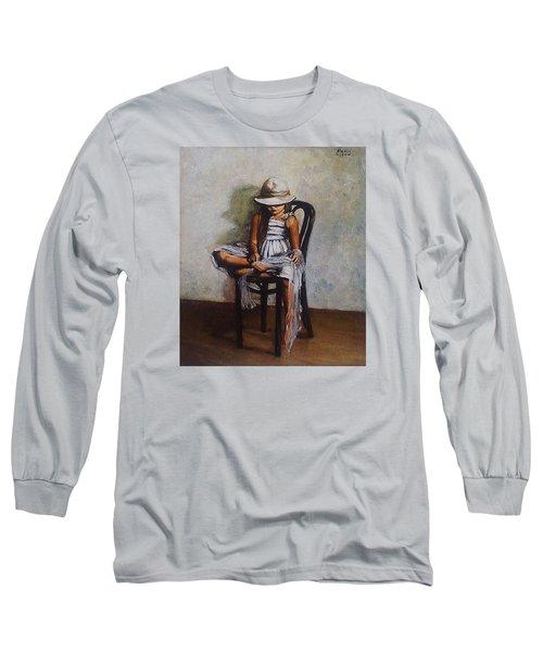 Memories Long Sleeve T-Shirt by Natalia Tejera