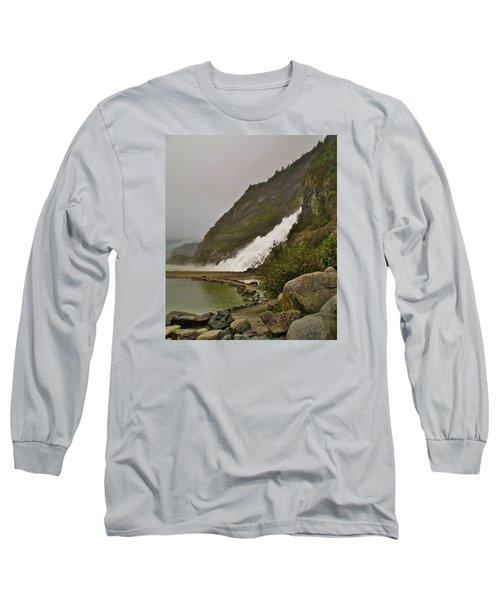 Mendenhall Glacier Park Long Sleeve T-Shirt