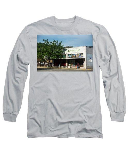Merc Playhouse In Twisp Long Sleeve T-Shirt