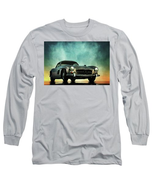 Mercedes 300sl Long Sleeve T-Shirt