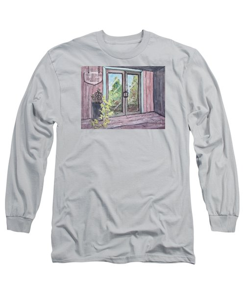 Mercier Orchard's Hard Cider Long Sleeve T-Shirt